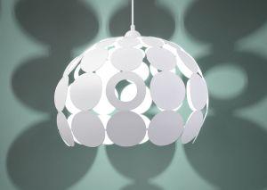 Lampy oświetlenie - MODUL KULA M white 30390 Sigma